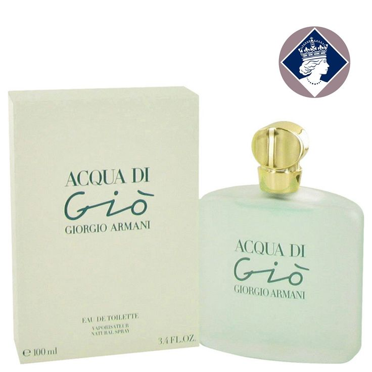 Giorgio Armani Acqua Di Gio for Women 100ml/3.4oz Eau De Toilette Perfume Spray