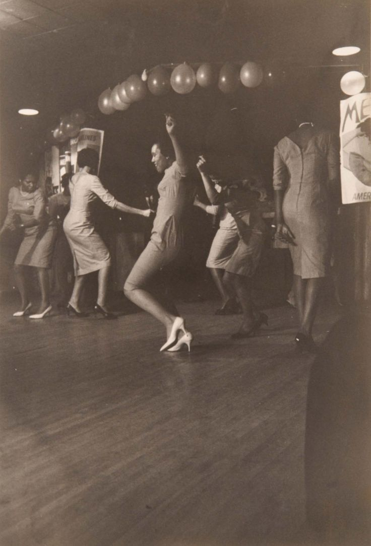 Dance Party, 1960, Chicago.