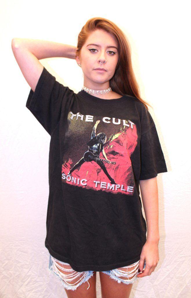The Cult Tee Medium