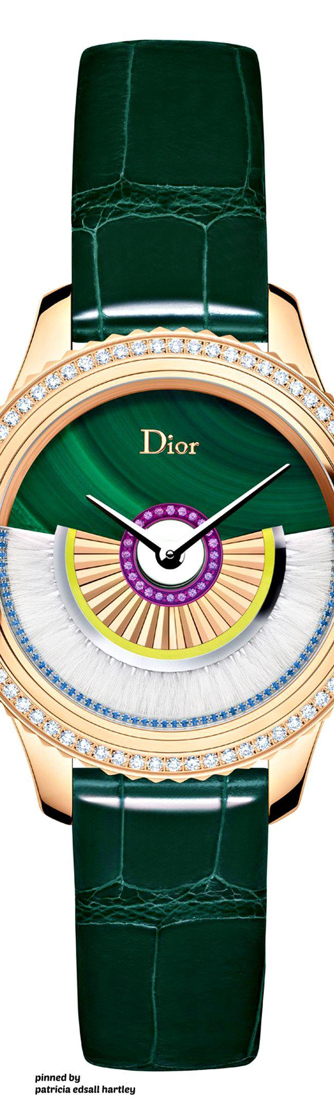 One-of-a-kind Dior VIII Grand Bal Coquette Montaigne watch