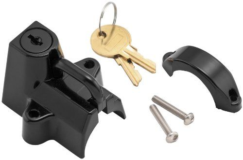 Bikers Choice Helmet Lock - Black 74937BSE. For product info go to:  https://www.caraccessoriesonlinemarket.com/bikers-choice-helmet-lock-black-74937bse/