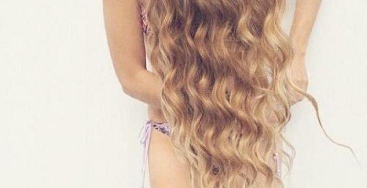 Pour un look de plage parfait: Fabriquer un spray maison pour onduler vos cheveux! - Trucs et Astuces - Trucs et Bricolages