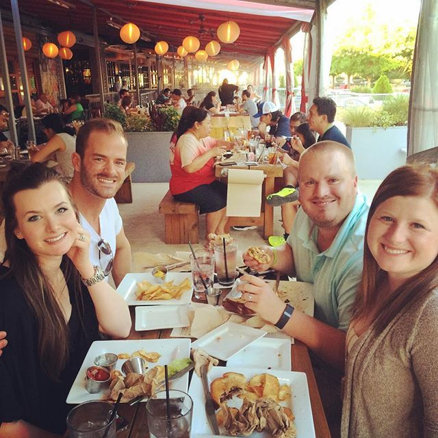 #TrinityGroves, Trinity Groves, West Dallas, Dallas, Friends, Restaurants,  LUCK