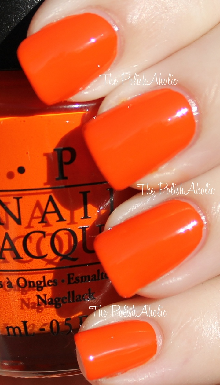 Nice opi nail polish colors list 4 opi nail polish color names list - The Polishaholic Opi Spring 2012 Holland Collection Swatches