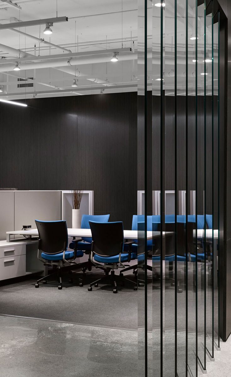 A Casual Meeting Space In The Global Furniture Group Toronto