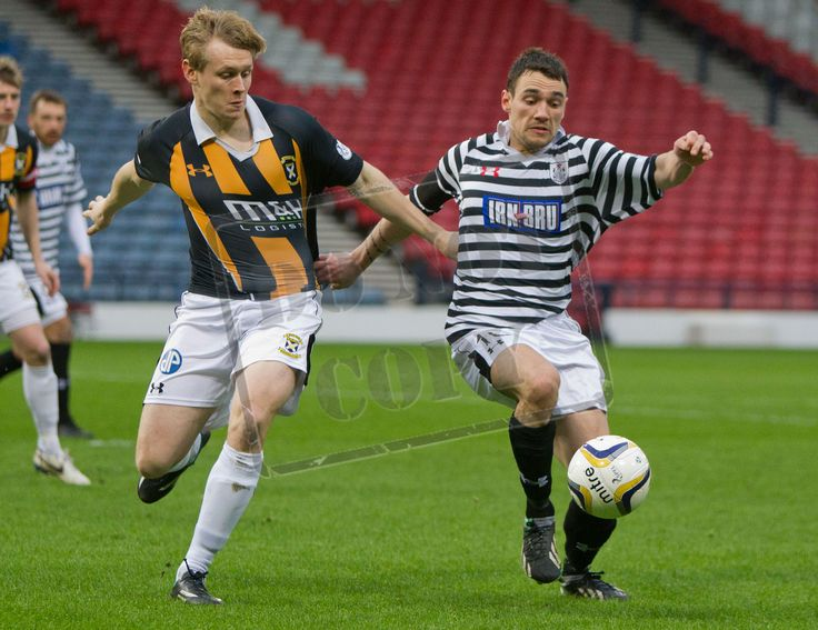 Queen's Park's Shaun Fraser on the ball during the SPFL League Two game between Queen's Park and East Fife.