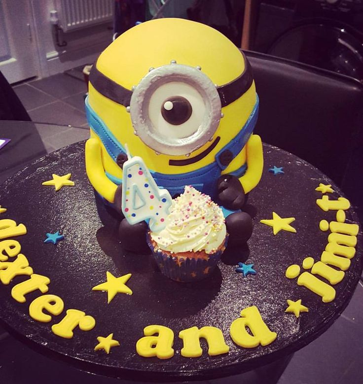 Minion Cake Decorations Uk : 17 Best images about Staff Cakes from The Craft Company on ...