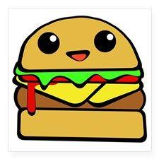 kawaii cheeseburger    #food #foodie #cute #kawaii #drawing #illustration #character #cartoon #comic #anime #burger #hamburger #cheeseburger #fastfood #graphicart #art