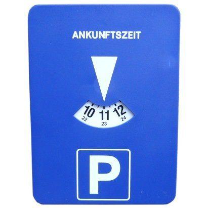 Strafzettel wegen überschrittener Parkdauer gehören ab sofort der Vergangenheit an! Diese Parkscheibe läuft einfach elektronisch mit! Wie das rechtlich aussieht, kann ich allerdings nicht sagen!