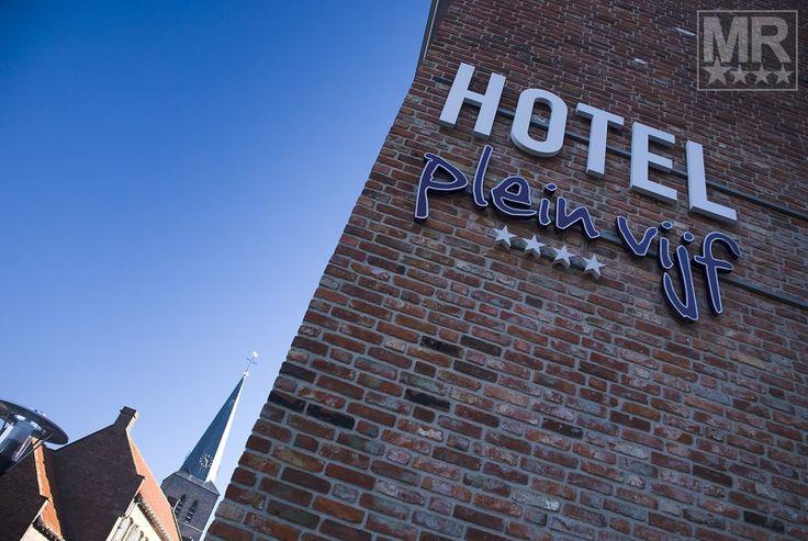 Deurne - Plein Vijf boetiek hotel-vergaderzalen-brasserie