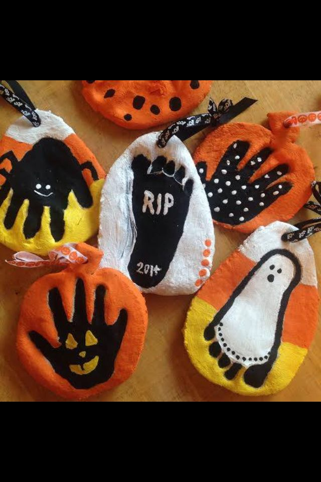 arts and crafts halloween ornamentsholidays - Halloween Holiday