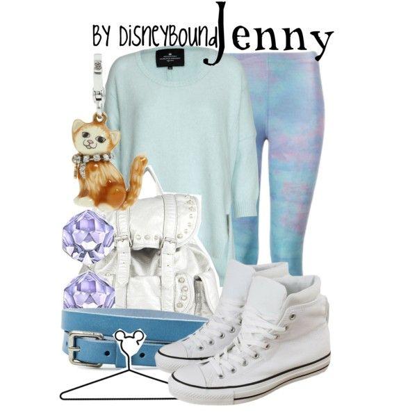 """""""Jenny"""" By Lalakay On Polyvore #disney"""