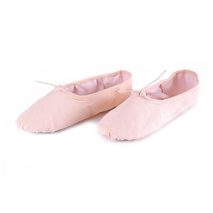 According The CM To Buy,Indoor Exercising Shoes Pink Ballet Shoes For Children Girls Woman Yoga Practice Slippers Free Shipping