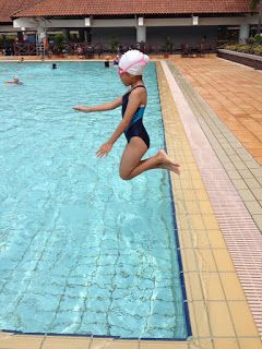 It's been told swimming that is a wimp sport, but I don't see it. Swimming is a lifelong activity and it is one of the best all-rounder conditioning sport I strongly encourage all of the athletes to continue swimming competitively after.
