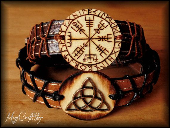 Pagan BRACELET for wrist for man and woman by magicraftshop