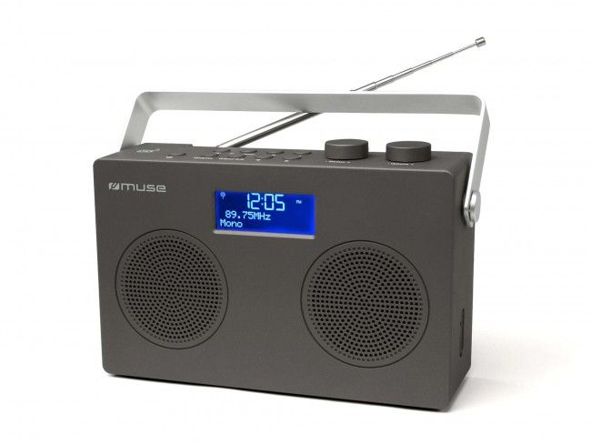 Muse M-110 DB - DAB+ Radio's - Radio's - 123platenspeler.nl