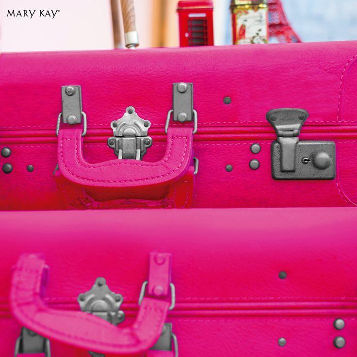¿Sueñas con viajar y descubrir el mundo?   Contacta hoy una Consultora de Belleza Independiente Mary Kay y comienza tu camino al éxito: www.marykay.com.co #SéLoQueQuieresSer