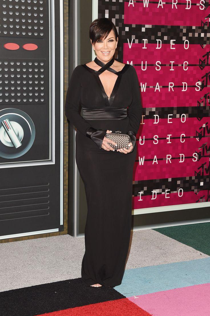 Kris Jenner aux MTV VMAs 2015