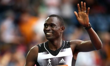 David Rudisha: 'Running is so exciting!'  The 800m world record holder and Olympic champion on why Bolt is best, running 400m in 52 seconds barefoot on a dirt track, and eating fried eggs before training