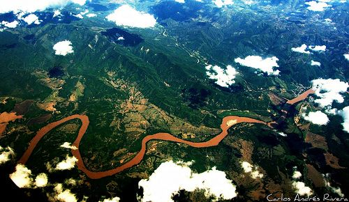 Rio Magdalena, Colombia
