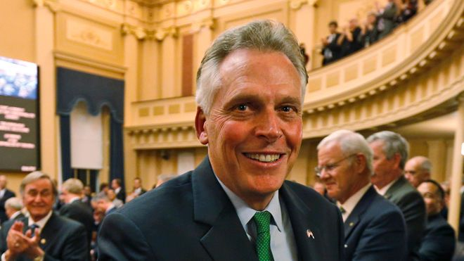 FOX NEWS: Terry McAuliffe: 'Who better to take on Trump than me?'