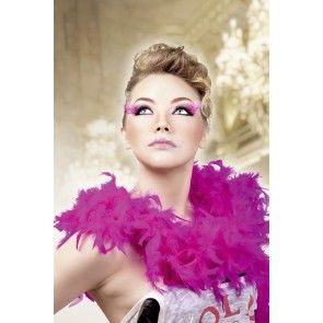 Baci Roze Verenwimpers 606