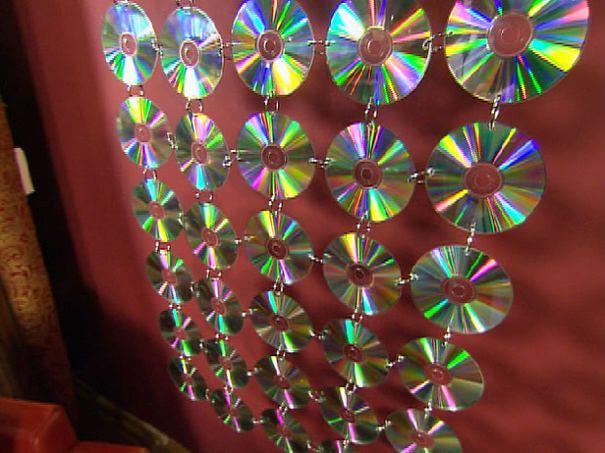 Idées pour recycler vos vieux CD et DVD Plus Plus