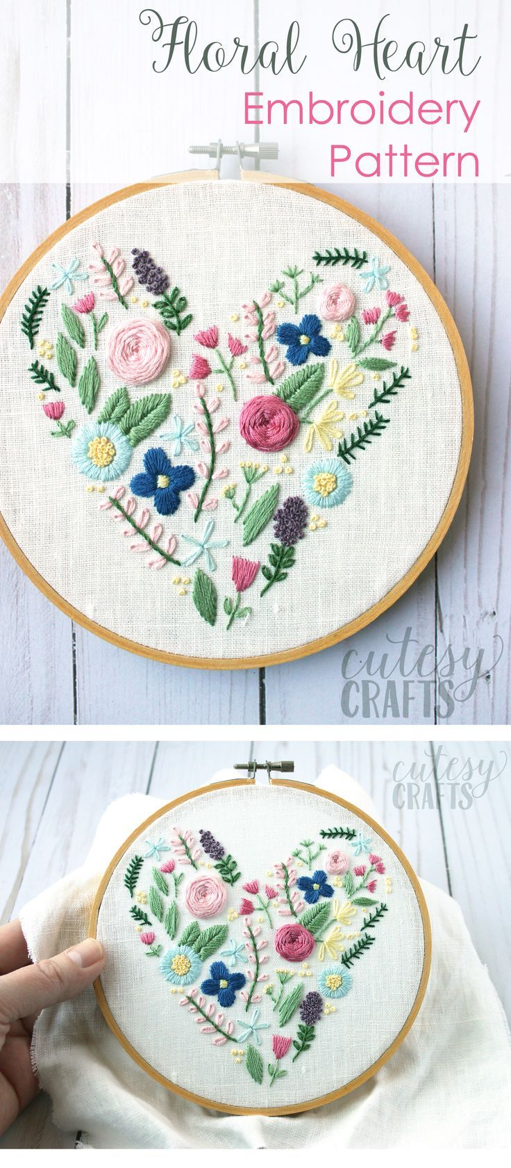 Embroidery | Watch + Learn | Bluprint
