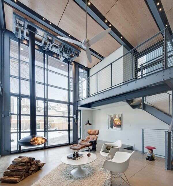 11 Best Loading Dock Doors Images On Pinterest Glass Garage Door