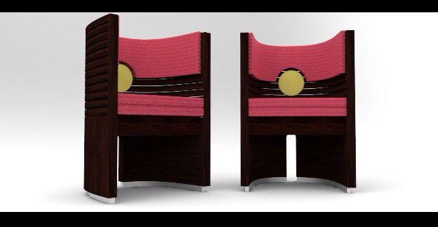 Chair Mwood