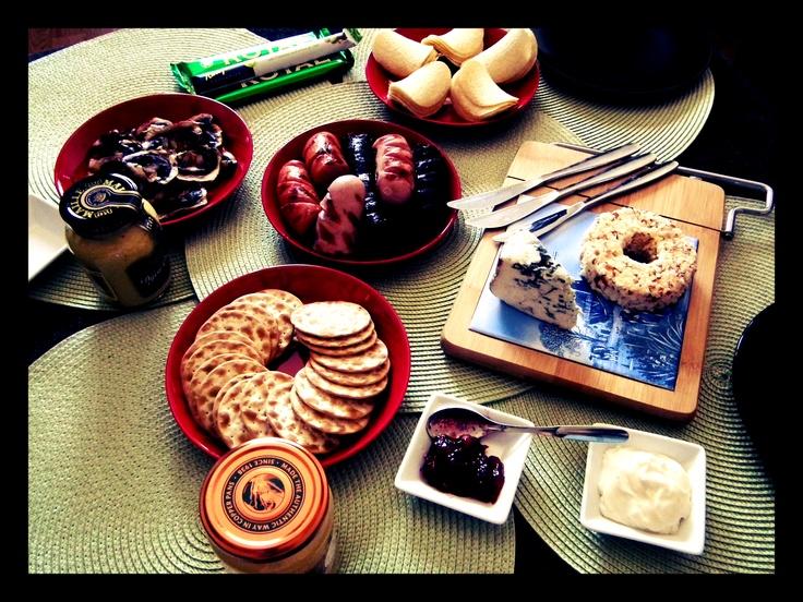 Vappu home picnic