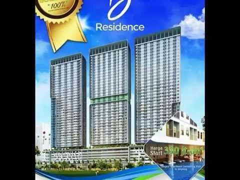 B Residence BSD City