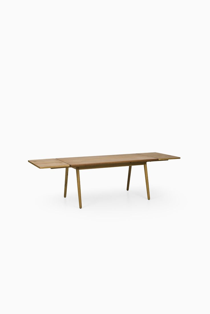Poul Volther desk / dining table by FDB Møbler at Studio Schalling