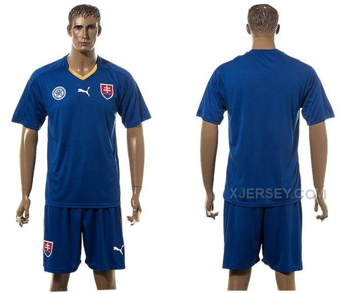 http://www.xjersey.com/slovakia-away-euro-2016-jersey.html SLOVAKIA AWAY EURO 2016 JERSEY Only $35.00 , Free Shipping!
