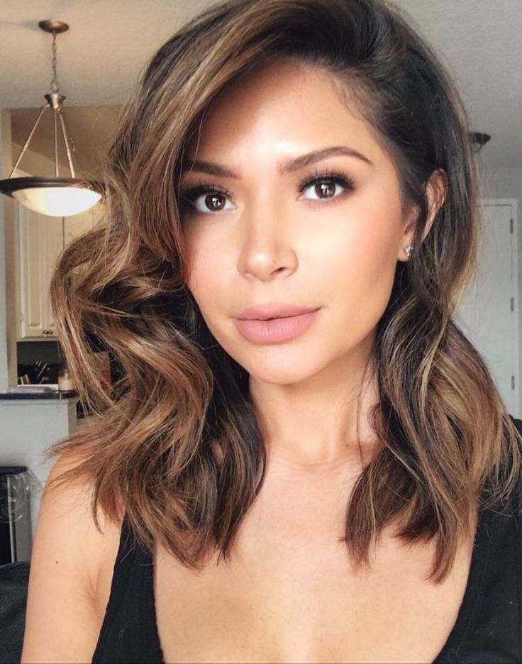 Best 25+ Cute medium haircuts ideas on Pinterest | Hair ...