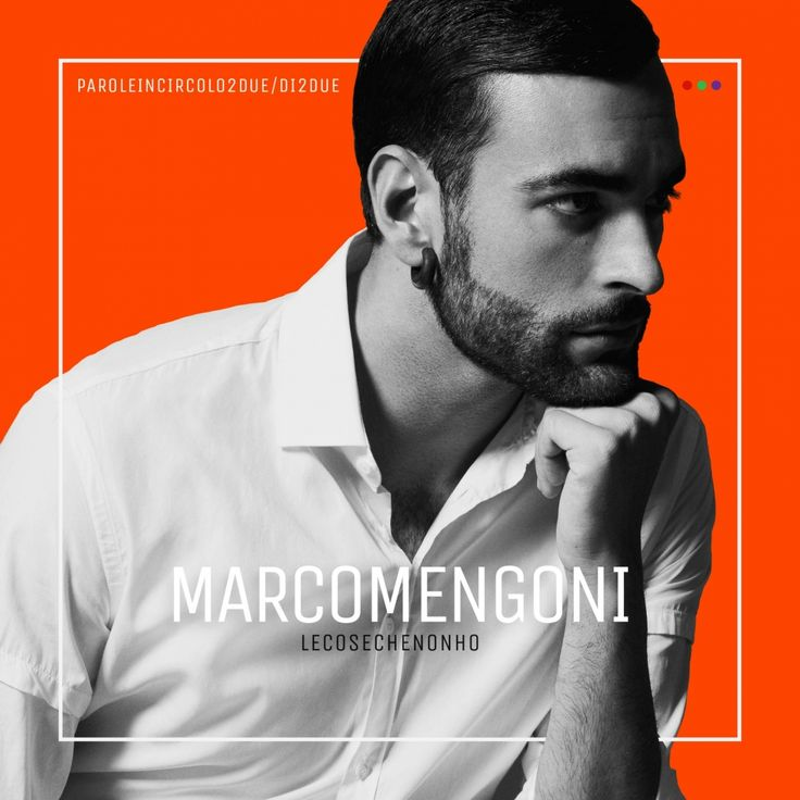 Marco Mengoni: 'Le cose che non ho', a tre settimane dall'uscita, è già stato certificato doppio platino
