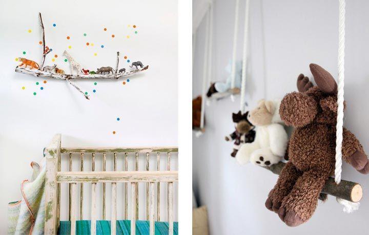 Legno come dettaglio di decoro | Design per bambini | Mobili per bambini  | Design della Nursery