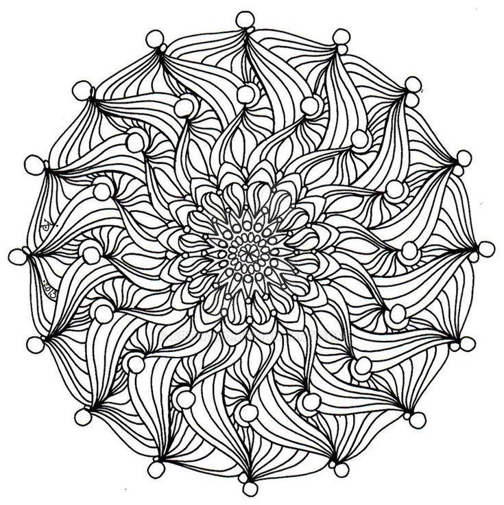 August Mandala 1 By Artwyrd On DeviantArt