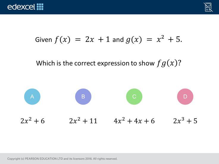GCSE Maths Question of the Week on Mr Barton Maths