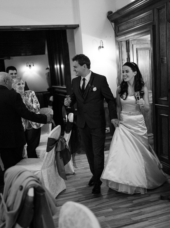 Couple at Muckross Park Hotel