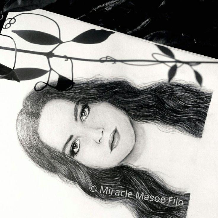 One of my best and fav drawing ... #baileemadson #onceuponatime #ouat #miraclemasoefilo #fanart #ouatfanart #drawing #graphite #pencildrawing #art #artwork