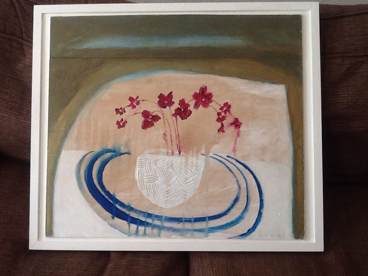 Flowers  Nathan Davies Art Collection