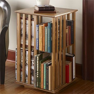 Just found this Revolving Bookcase Table - Shaker-Style Revolving Bookcase -- Orvis on Orvis.com!