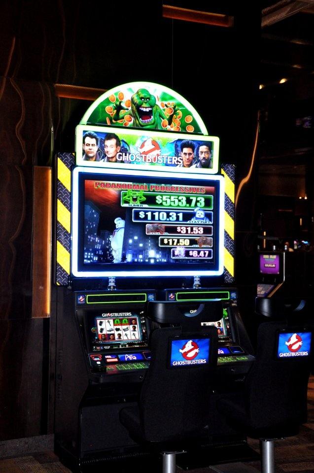 ghostbusters slot machine app