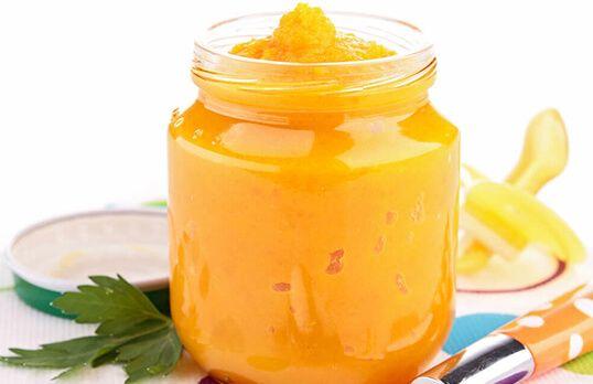 Portakal Püresi | Doal Meyve