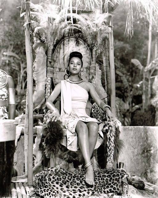 """I can't play a slave.""  ― Dorothy Dandridge"