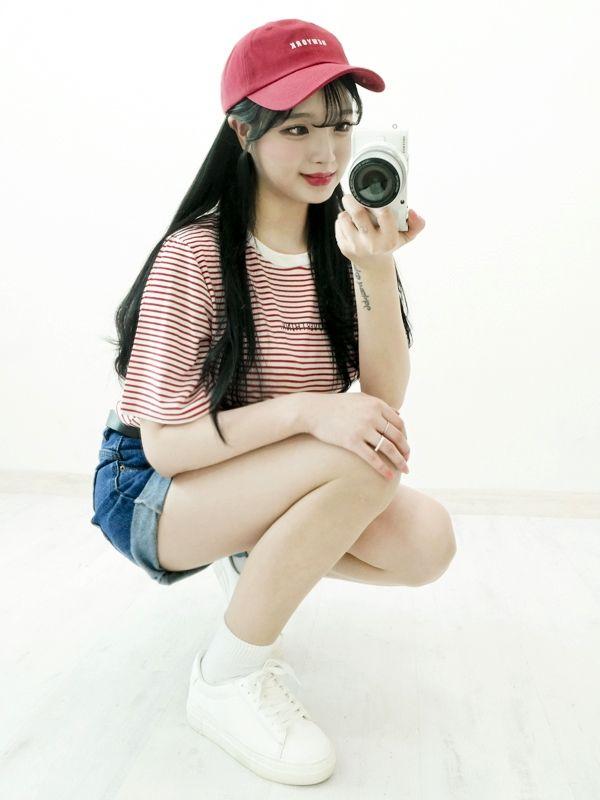 Korean Daily Fashion- Cute GirlyLook                                                                                              ...