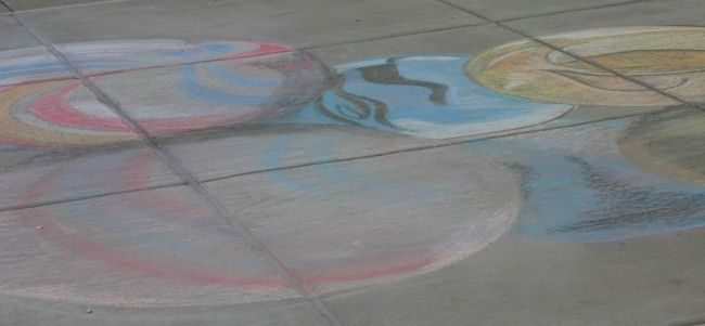 Lewisburg, PA Sidewalk Chalk Festival | Lewisburg Arts Council