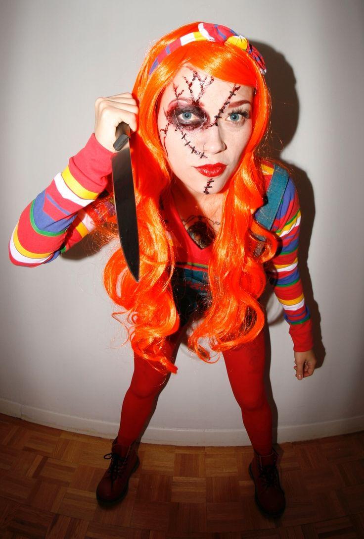 The 25+ best Chucky doll costume ideas on Pinterest | Chucky ...