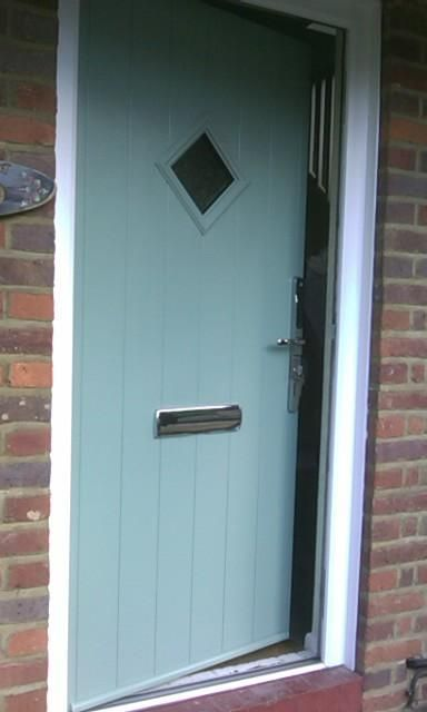 The Solidor Flint Range from Timber Composite Doors | Timber Composite Doors